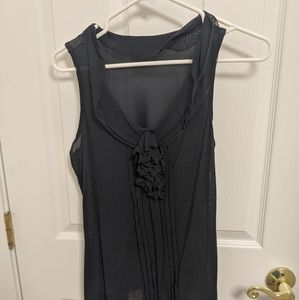 Limited - Navy camisole / shell